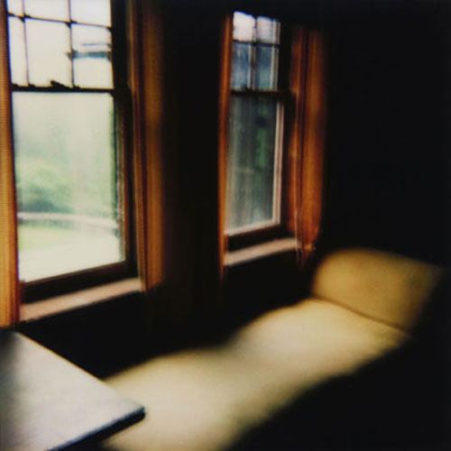 "Kira Lynn Harris, ""White Pines, Byrdcliffe, Bedroom 3"", 2004, C-print mounted on Sintra, from an edition of 5, 20 x20"""