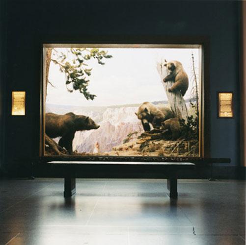 "Sara Macel, ""Natural History Museum"", from the series ""Kiss + Tell"", 2002, C-Print"