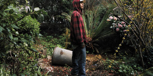 "Kathya Maria Landeros, Natalio, Walnut Grove, California, 2012, Archival Pigment Print, 21 x 25"","