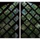 "Noritaka Minami, ""Maverick Concert Hall #26"", 2014. Face mounted to reflective plexi-glass (diptych), 40x60"""