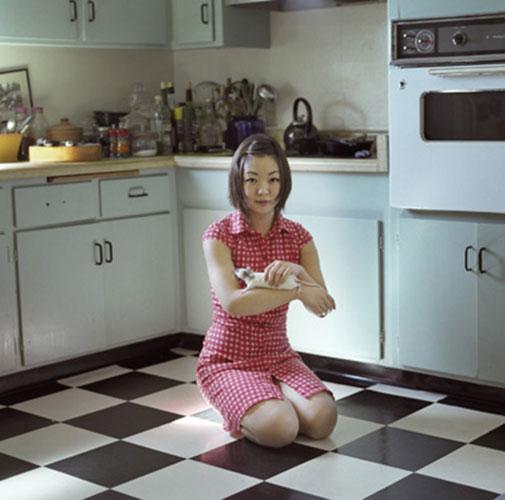 """Siri Kaur, """"Jane"""", 2005, C-print."""