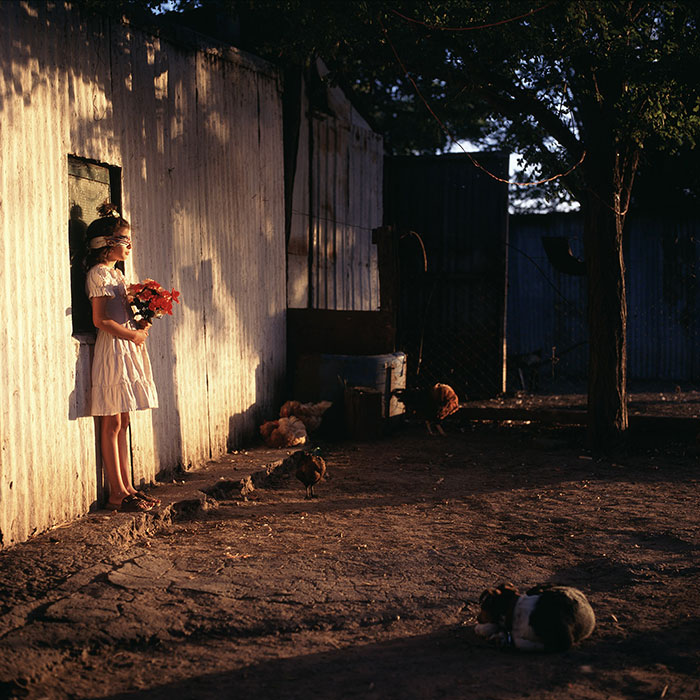 """Alessandra Sanguinetti, """"Camila"""", from """"The Adventures of Guille and Belinda and the Meaning of Their Dreams"""", 1999, Cibachrome, ed# 1/8, courtesy Yossi Milo Gallery, NYC."""