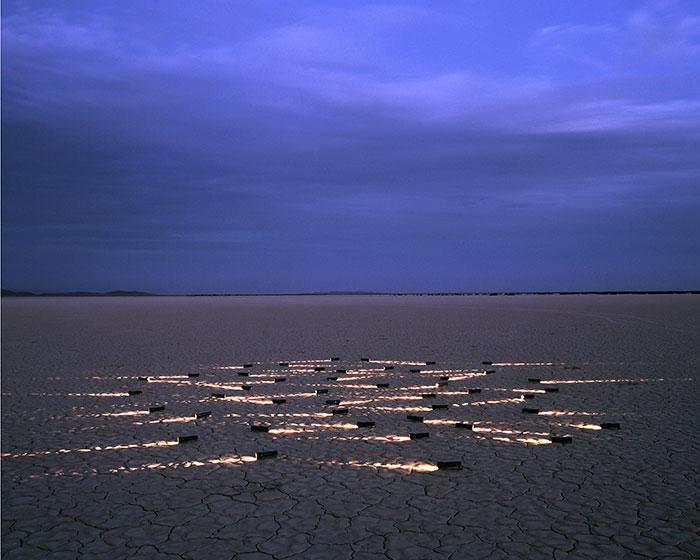 "Alfredo de Stefano, Firefly, 2003, Lamda print, 50 x 60"""