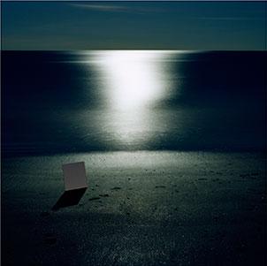 "Regan Avery, ""Mirror #106"", 2006, from the series ""Mirrors"", c-print, 16 x 20"", archival inkjet print"