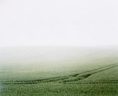 """Bart Michiel, """"Verdun, Le Mort Homme"""", 2001, C-print."""