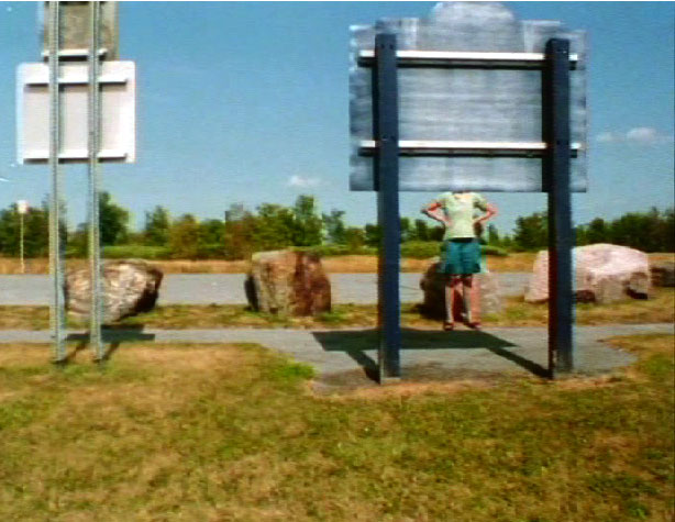 Bill Brown, film still from Mountain State, 2003, 16mm film reproduced as digital video