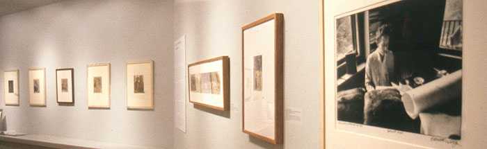 """Byrdcliffe Centennial Exhibition"", curated by Nancy Green and Tom Wolf, June 7 - August 3, 2003"