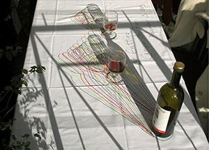 """""""Time Tracers"""", curated by Ariel Shanberg, November 10 - December 23, 2007"""