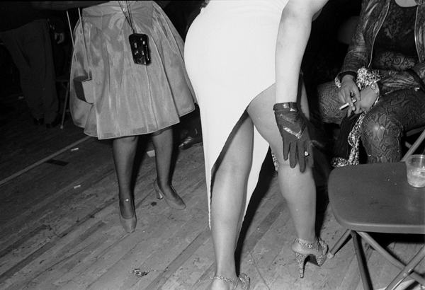 """Issac Diggs, """"Untitled"""", 1998-05, from the """"Made in Harlem"""" series, silver gelatin print"""
