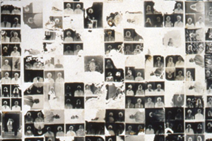 """""""Personal Permanent Records"""", curated by Malin Barth, September 25 - December 19, 1999"""