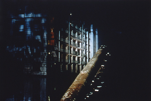 Effie Paleologou, untitled Cities Project, color photograph, 1996, 25x37 1/2""