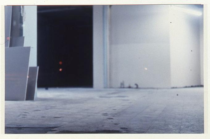 Gerard Byrne, #21c12 1998, C-print on aluminum, 150x99cm