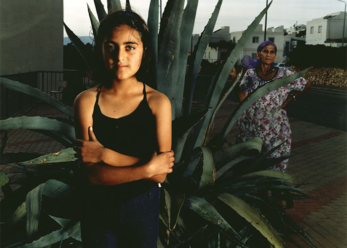 "Gillian Laub, ""Maryanna"", Sefad, Israel, 2002, chromogenic print, Courtesy Bonni Benrubi Gallery, NYC"