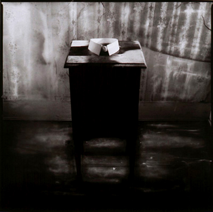 "Carol Golemboski, ""Mother May I"", 2000, toned gelatin silver print, edition #5/10."
