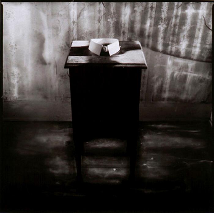 "Carol Golemboski, ""Mother May I"", 2000, toned gelatin silver print, edition #5/10."