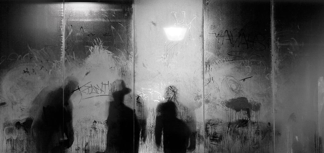 "Mikhail Gubin, ""Plotters"", from the series ""Window/Magic Glass"", 2009, Giclee print, 16x20"""