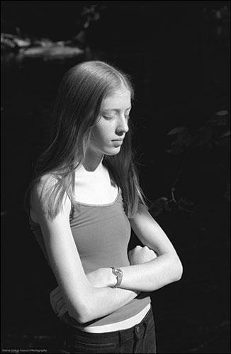 "Emma Dodge Hanson, ""Untitled"", 2001, archival pigment print, 14x11"""
