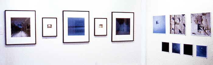 """""""Invisible Cities"""", curated by Kate Menconeri, June 1 - July 28, 2002"""