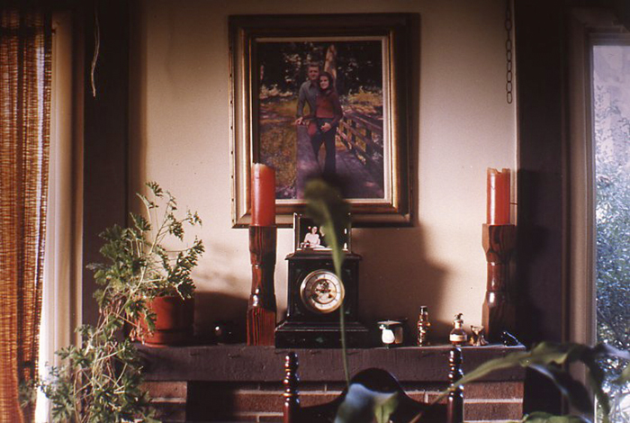 """Kate MacDonnell, from Home & Home, 1997, C-print, 16 x 20"""""""