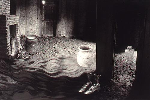 Bewitchment, from Reconstituting the Vanished, 1995, digital image/gelatin silver print