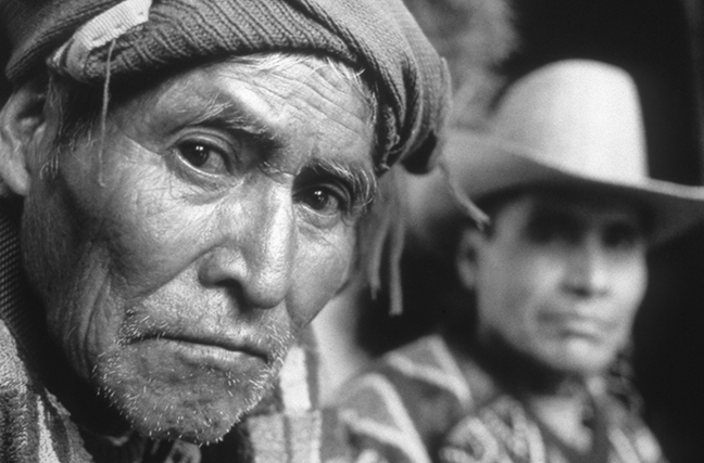 "Melanie Eve Barocas, ""Solola Guatemala"", from the series ""Eden"", 1990's, 16x20""."