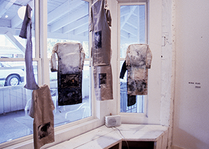 """Made in Woodstock"", curated by Ariel Shanberg, August 18 - October 21, 2001"