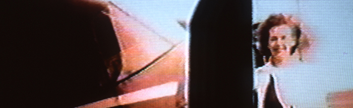 """Passenger"", a video exhibition curated by John Mannion, November 3 - December 16, 2001"