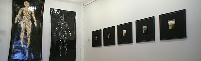 Installation view of Photography Now 2011