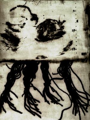 "Terry Boddie, ""Stasis # 2"", 2002, gelatin silver print"