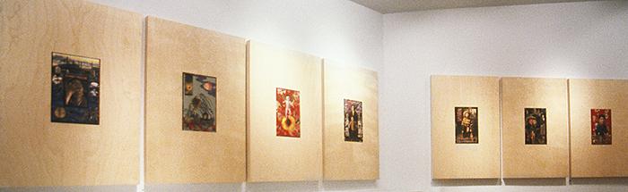 "Tomie Arai, ""MOMOTARO / Peach Boy"", November 2 – December 22, 2002"