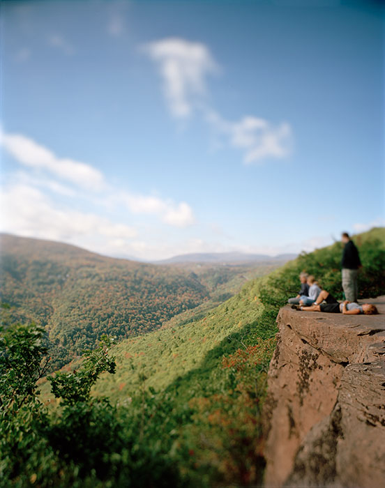 "Susan Wides, ""Kaaterskill"", 2007, c- print, 50 x 40"", Courtesy of Kim Foster Gallery, NYC"