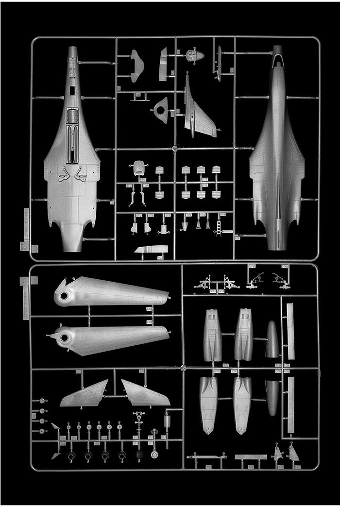 "William Laven, ""B-1 Lancer"", 2005, carbon inkjet print, edition of 5."