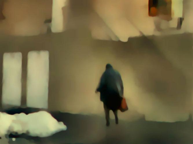 "Ron Diorio, ""Get Away"", 2005, digital C-print"
