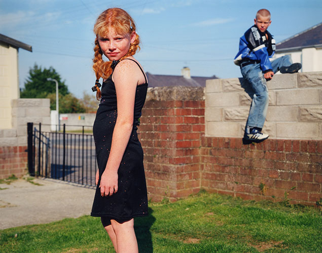 "Michelle Sank, ""Untitled (1)"", from ""Young Carers"", 2004, C-print"