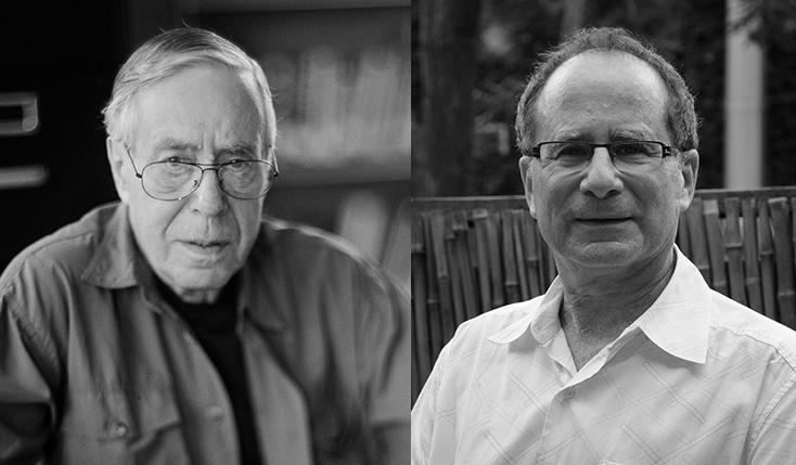 Nathan Lyons + Bill Mindlin