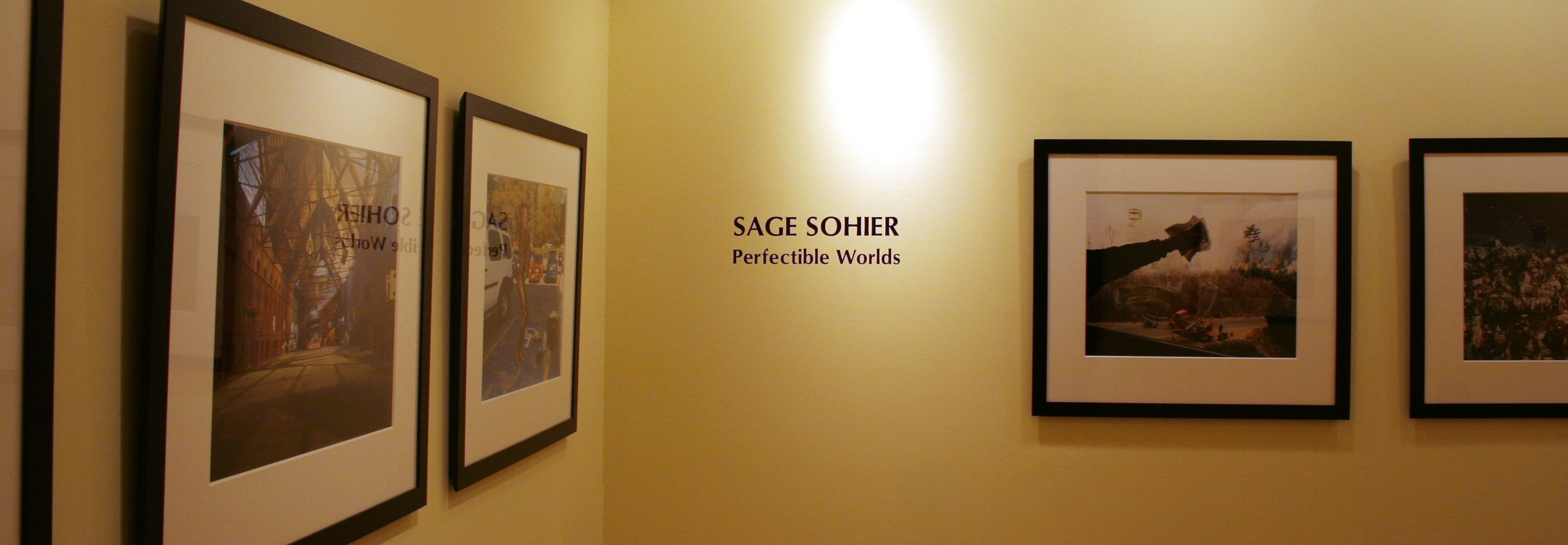 "Sage Sohier, ""Perfectible Worlds"", September 2 - October 29, 2006"