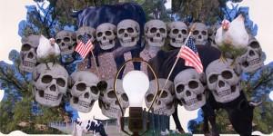 """Jeanette Louie, """"Skulls"""", 2007"""