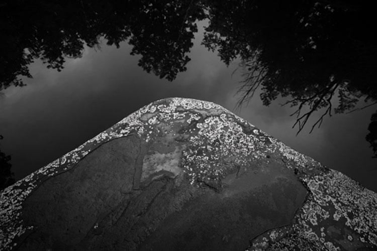 "Bill Miles, ""Snake Rocks"", #10, 2009, archival pigment print, 20x30"""