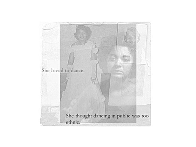 Carla Williams, Mother & Daughter, 2000, video still, DVD
